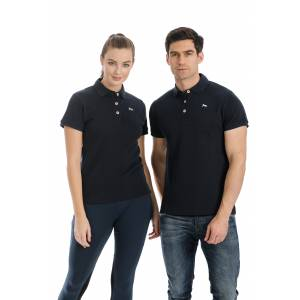 Horseware Adult Siganture Cotton Pique Polo