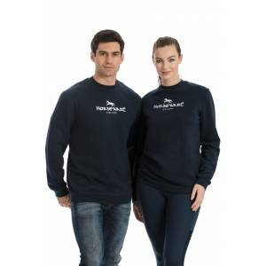Horseware Adult Signature Cotton Crew Neck Sweatshirt
