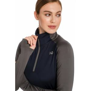 Horseware Ladies Thea Tech Quarter Zip Fleece