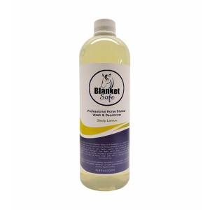 Blanket Safe Zesty Lemon Wash and Deodorizer