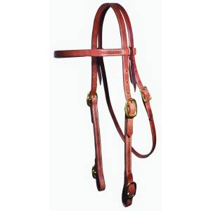 Schutz By Professionals Choice Browband Buckle Headstall