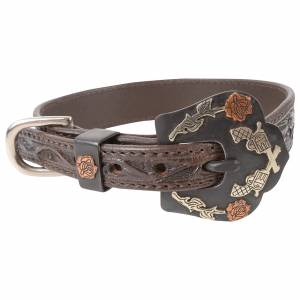 Cashel Dog Collar - Basket