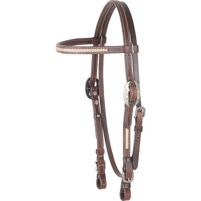 Cashel Rawhide Laced Browband Headstall