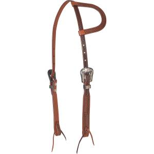 Cashel Antique Diamond Slip Ear Headstall