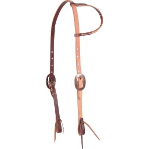 Cashel Slip Ear Latigo Headstall