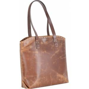 Cashel Distressed Leather Tote