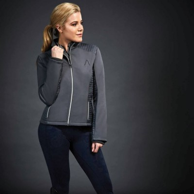 Dublin Ladies Black Jessica Jacket