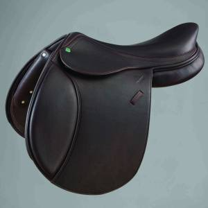 Crosby Equitation Covered Close Contact Jump Saddle