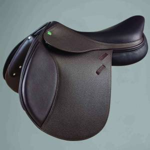 Crosby Equitation Solid Close Contact Jump Saddle