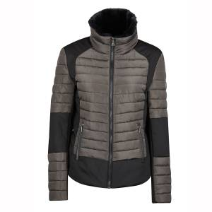 Dublin Ladies Black Maya Puffer Jacket