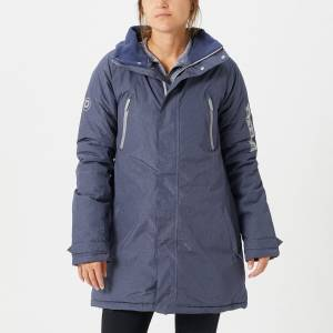 Dublin Ladies Amy Mid Length Waterproof Parka