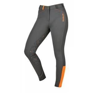 Dublin Ladies Gigi Full Grip Tech Breeches with Phone Pocket