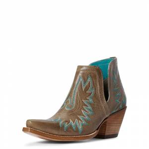 Ariat Ladies Dixon Snip Toe Western Boots