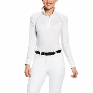Ariat Ladies Sunstopper Pro 2.0 Show Shirt