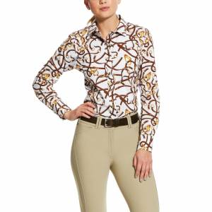 Ariat Ladies Bridle Shirt