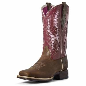 Ariat Ladies Blackjack VentTEK Western Boots