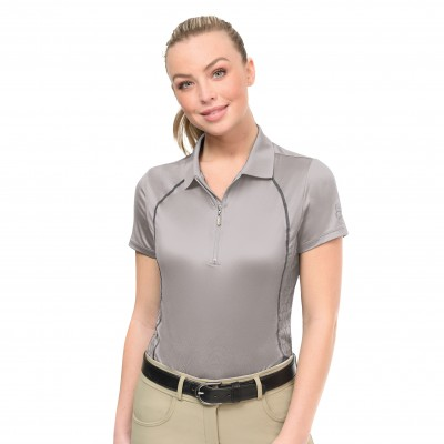 Ovation Ladies Thesie Tech Short Sleeve Polo Shirt