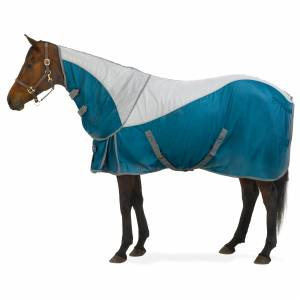 Ovation Super Fly Sheet with Neck Cover