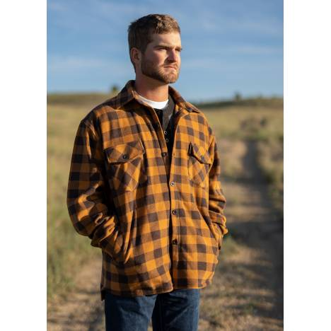 Outback Trading Mens Fleece Big Shirt