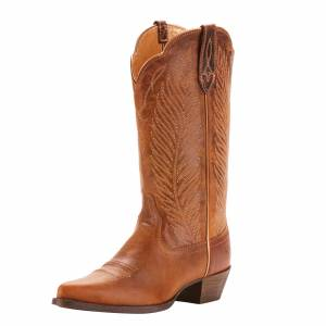 Ariat Ladies Round Up Johanna Western Boots