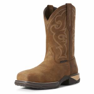 Ariat Ladies Anthem Composite Toe Work Boots