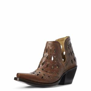 Ariat Ladies Dixon Studded Western Boots