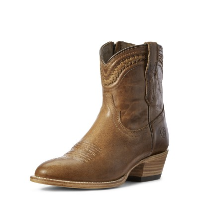 Ariat Ladies Legacy R Toe Western Boots