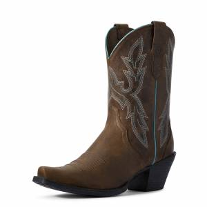 Ariat Ladies Round Up Bella Western Boots