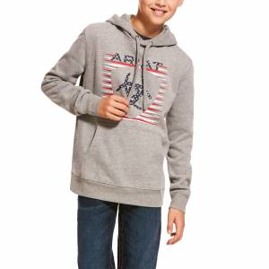 Ariat Kids Proud to Be Mid-States SMU Hoodie