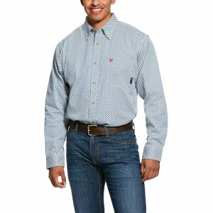 Ariat FR Fleetwood Long Sleeve Work Shirt