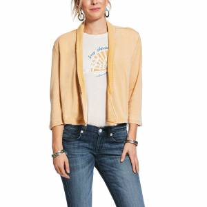 Ariat Ladies Blazing Sun 3/4 Sleeve Cardigan