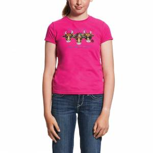 Ariat Kids REAL Hay Girl T-Shirt