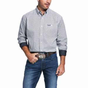 Ariat Mens Relentless Tenacious Stretch Classic Fit Long Sleeve Shirt