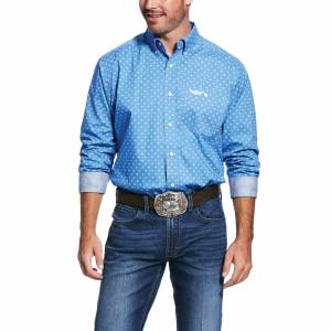 Ariat Mens Relentless Extreme Stretch Classic Fit Long Sleeve Shirt