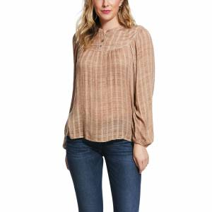 Ariat Ladies Creekside Long Sleeve Top