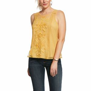 Ariat Ladies Mesh with Me Sleeveless Tank Top