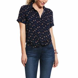 Ariat Ladies Maverick Short Sleeve Shirt