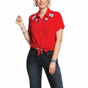 Ariat Ladies Jane Short Sleeve Shirt