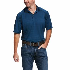 Ariat Mens AC Polo Short Sleeve Shirt