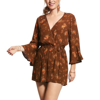 Ariat Ladies Flower Gone Wild Romper