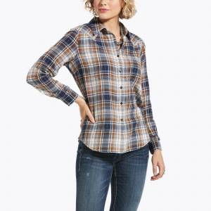 Ariat Ladies REAL Billie Jean Long Sleeve Shirt