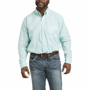 Ariat Mens Lucky Classic Fit Long Sleeve Shirt