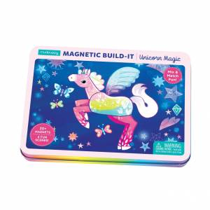 Kelley Unicorn Magic Magnetic Build-It
