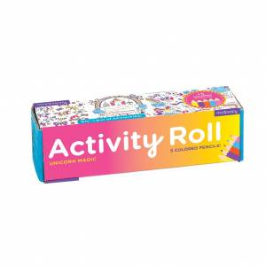 Kelley Unicorn Magic Activity Roll