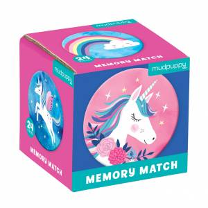Kelley Unicorn Magic Mini Memory Match