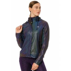 Horseware Ladies Rainbow Reflective Jacket