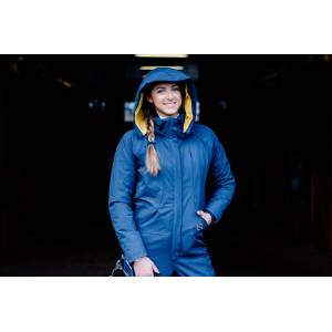 Redingote Hooded Winter Insulated Jumpsuit