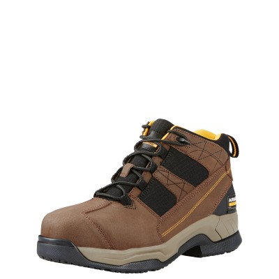 Ariat Mens Contender Steel Toe Work Boots