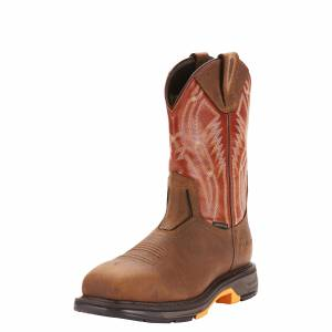 Ariat Mens WorkHog XT Dare Carbon Toe Work Boots