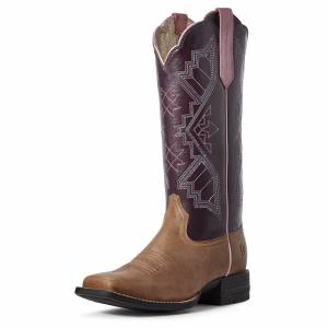 Ariat Ladies Jackpot Western Boots